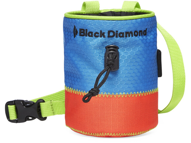 Black Diamond Mojo Chalk Bag Kids macaw